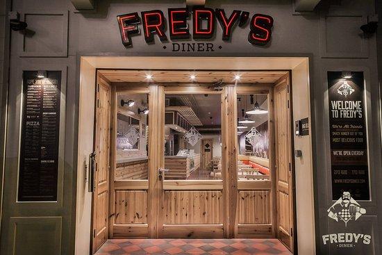 Qormi, Malta: Welcome to Fredy's Diner.
