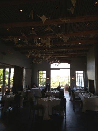 Constantia, África do Sul: The main restuarant