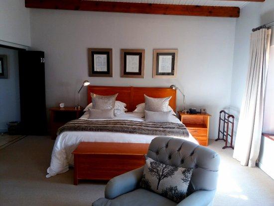Constantia, África do Sul: The cottage rooms