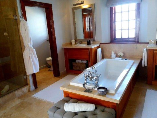 Constantia, แอฟริกาใต้: The cottage rooms