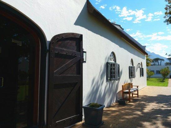 Constantia, แอฟริกาใต้: Old world charm