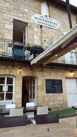 Au petit Montmartre
