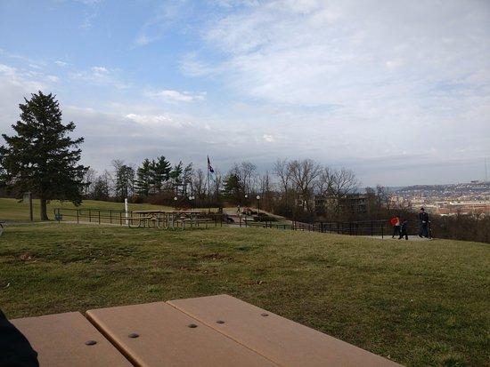 Devou Park: Park View
