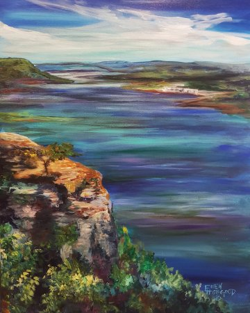 Heber Springs, أركنساس: Ellen Hobgood Gallery