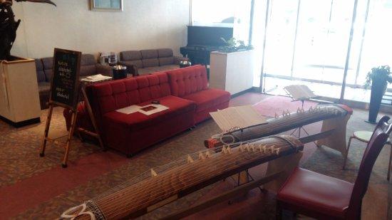 Oka Hotel : L'entrée