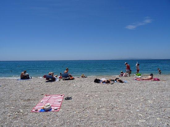Glyfada, Grecia: A day at the beach
