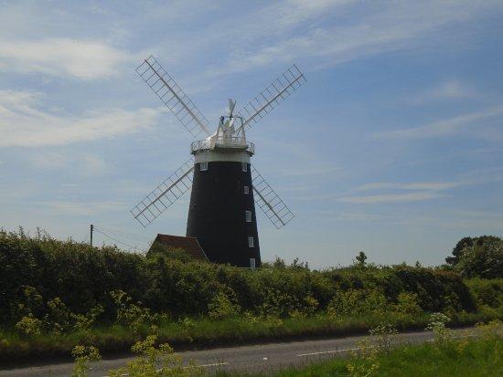 Norfolk, UK: Bircham Mill