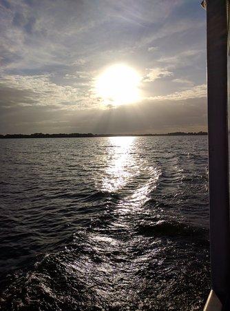 Mount Dora, FL: View off the stern... beautiful!