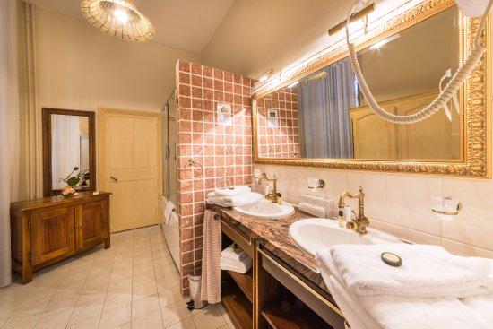 Condat-sur-Vezere, Francia: salle de bains