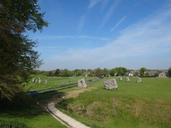 Avebury, UK: Avebury stone circle