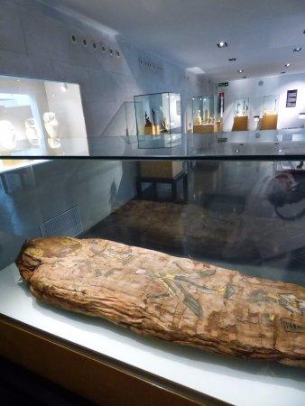 Barcelona Egyptian Museum: Museo egipcio