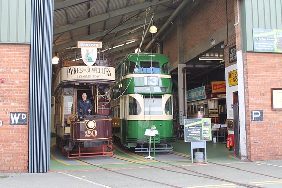 ‪Wirral Transport Museum‬