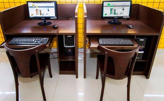 Taguatinga, DF: Acesso gratuito a internet!