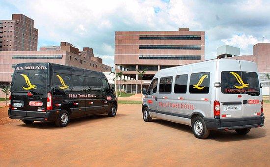 Taguatinga, DF: Transporte Executivo de Clientes!