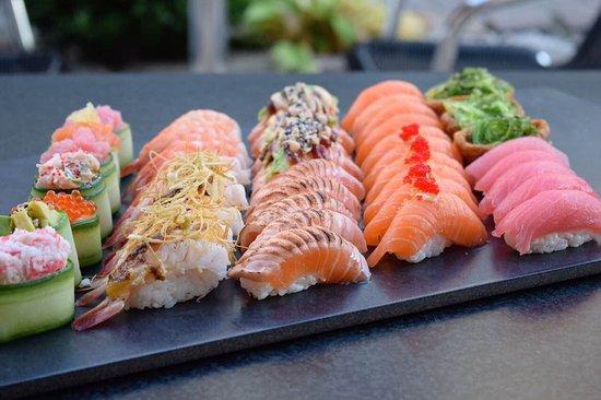 lækker mad picture of niso sushi soenderborg tripadvisor