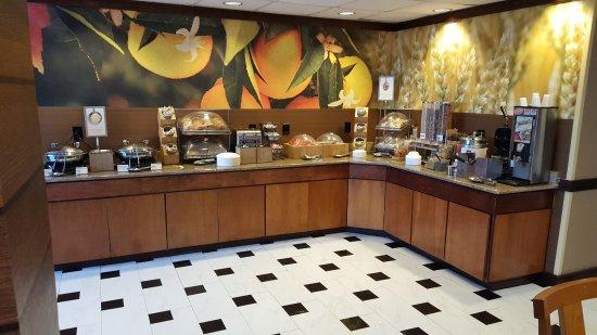 Reynoldsburg, OH: Breakfast