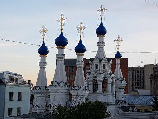 Nativity Church at Putinki