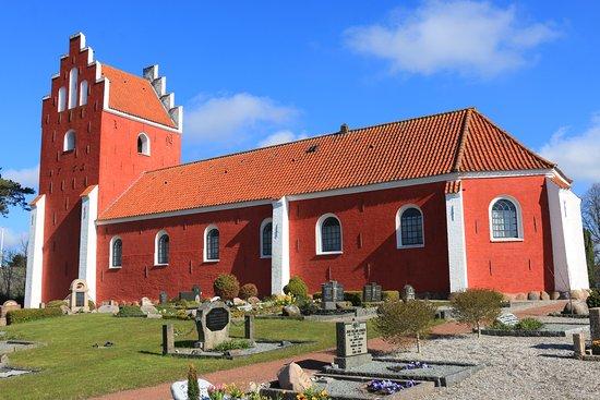Остров Лаесо, Дания: Byrum Kirke