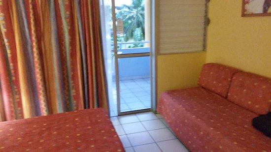 Chambre Ancienne - Photo De Canella Beach Hotel-Restaurant, Le
