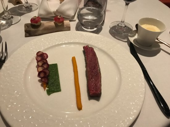 TRB Hutong: Wagyu beef