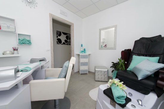 Bellezza Made in Italy: Podospa Room