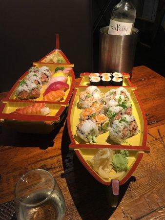 Saki: Sushi-Combos