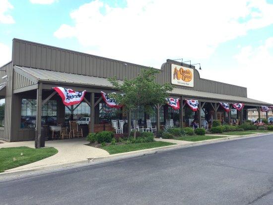 Grove City, Οχάιο: Cracker Barrel