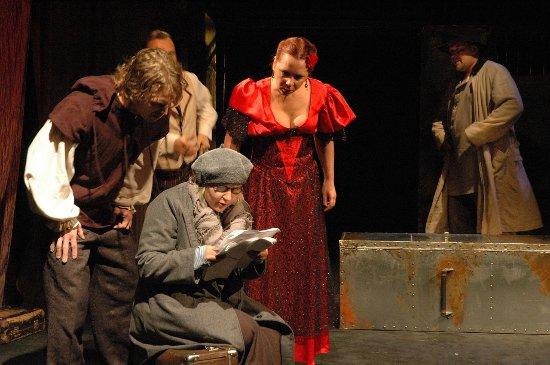 Dmitrov Drama Theater Bolshoye Gnezdo