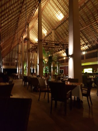 Tambor, Costa Rica: El rancho restaurant