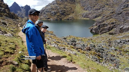 Lares Trek: The Blue Lagoon