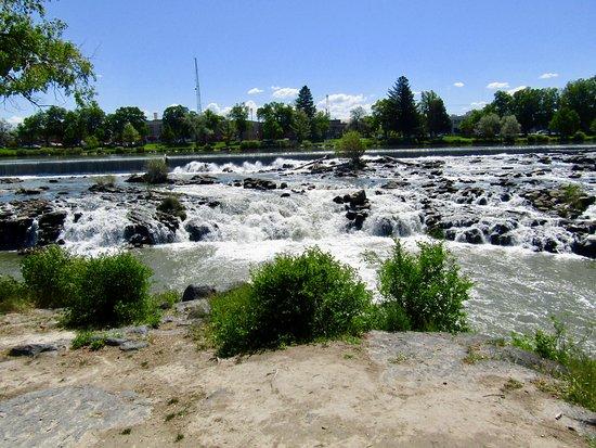 Idaho Falls, Αϊντάχο: Falls