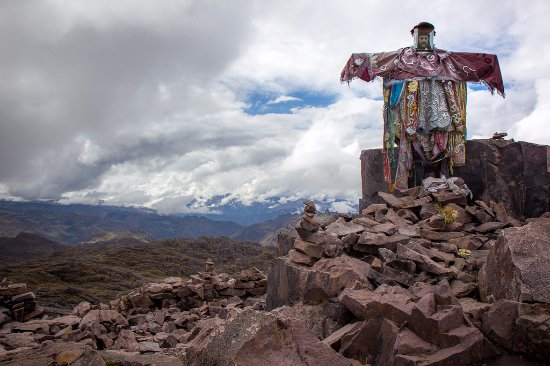 Valle Sagrado, Perú: The top of the pass
