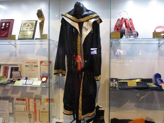 Museum of Achievements Klitschko Brothers Picture