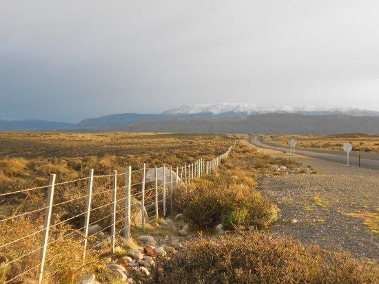 Torres del Paine National Park, Chili : Lago Sarmiento
