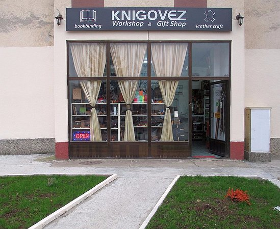 Knigovez Workshop & Gift Shop