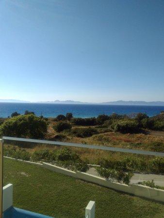 Atrium Platinum Hotel: Sea view from our room