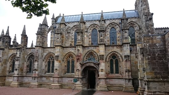 Restaurants Near Rosslyn Chapel