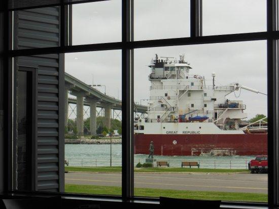 Port Huron لوحة