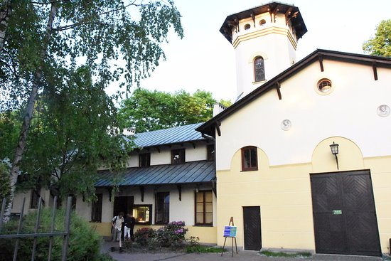 Pruszkow, Poland: Museum of Ancient Mazovian Metallurgy