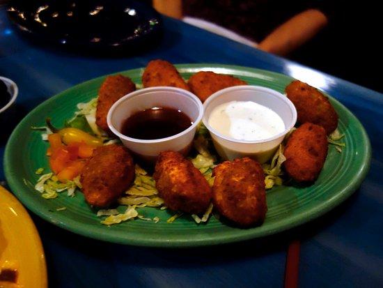"""El Papagayos Mexican Restaurant & Cantina: """"parrot"""" eggs"""