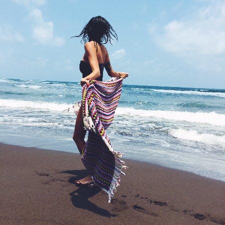 Mawamba Lodge: día soleado en la playa