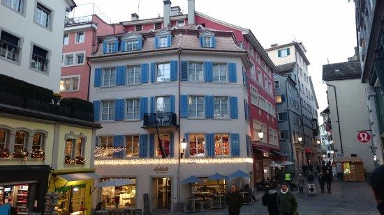 Hotel Neufeld: centro storico
