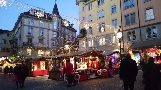 Hotel Neufeld : mercatino di Natale
