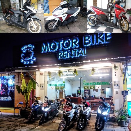 5 Estrellas Moto Alquiler Khao Lak