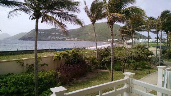 Marriott's St. Kitts Beach Club: awesome view. wonderful vacation place