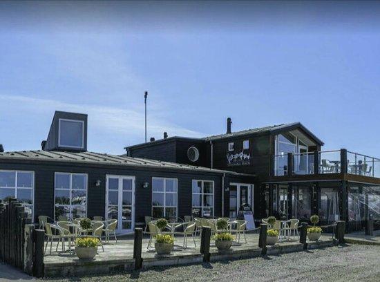 Skjern, Denemarken: Resturant Stauning Havn