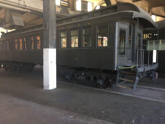 Georgia State Railroad Museum: Inspection Car