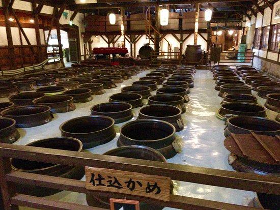 Satsuma Shuzo Brewery Meijigura : photo1.jpg