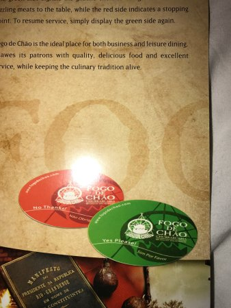 Fogo de Chao Brazilian Steakhouse: photo2.jpg