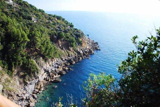 Province of La Spezia, Italie : da Montemarcello a Tellaro